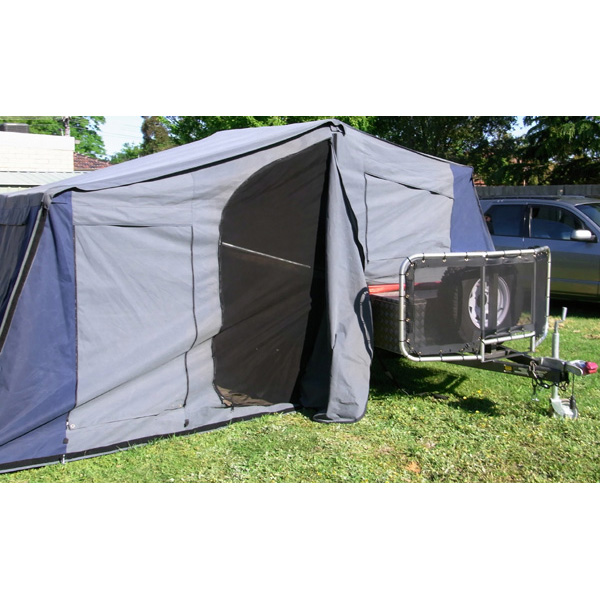 Fantastic  Pennine Fiesta Folding Camper Trailer Tent GENUINE Under Bed Tent ONLY